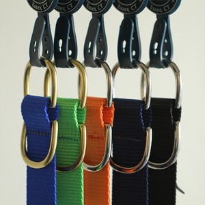 LEATHER MAN  【 mens 】 nylon belt