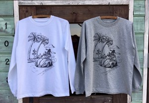 【SALE】フテネコ × strip NNOL L/S T-shirts