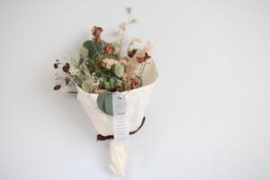 花とお家じかん ユーカリポポラスとスターチス 3