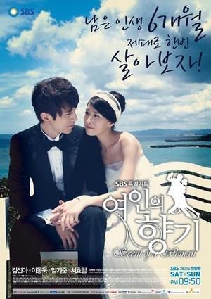 韓国ドラマ【女の香り】Blu-ray版 全16話