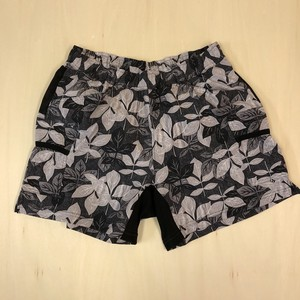 Mountain Martial Arts / MMA Botanical W's 7 Pocket Run Shorts Mono