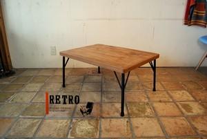 オールドウッドローテーブル