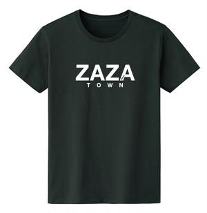 ZAZA TOWN Tシャツ ブラック