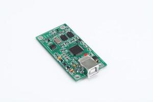 USB D/Dコンバーター基板