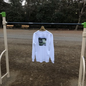 p.w long sleeve t-shirt