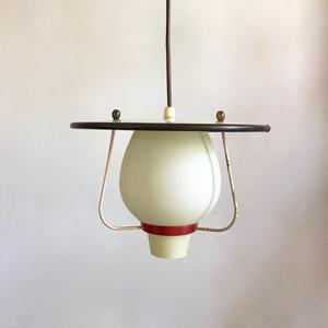 Vintage Pendant Lamp 西ドイツ 1960's A