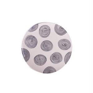 Cercles medium  サークル中柄 正円プレート スモール