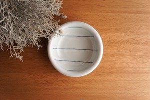 砥部焼/5寸玉縁鉢/ヨコセン