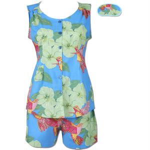 The Cat's Pajamas タンク&ショートパンツ Hummingbirds