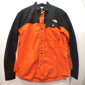 2019ss THE NORTH FACE ナイロンシャツ