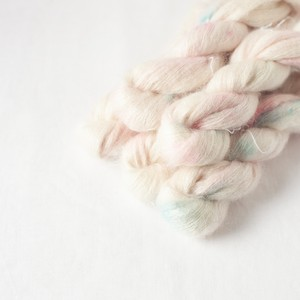 雪の花 (Kid mohair silk Lace NEW)