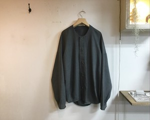 "brusco.k""turtle smock top gray"""