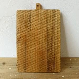 チーク材 カッティングボード 長方形 BC-06
