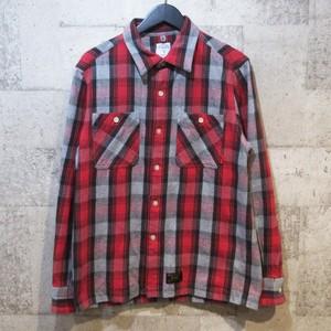 WTAPS 15AW UNION L/S 01 チェックシャツ