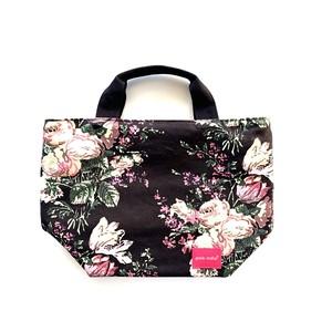 北欧デザイン リバーシブルトートバッグ | Svea flower