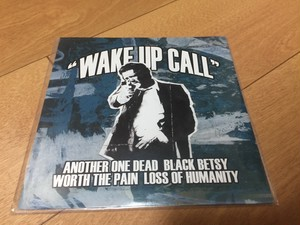 VA- WAKE UP CALL 7""