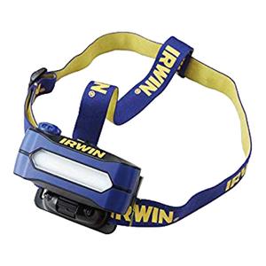 IRWIN / アーウィン ヘッドライト 5W COBLED 400ルーメン【2011888】