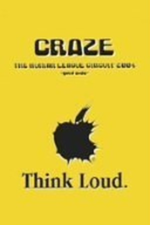 CRAZEクレイズ/THE HUMAN LEAGUE CIRCUIT 2004-gold side-