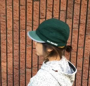 【andwander】AIR WOOL CAP