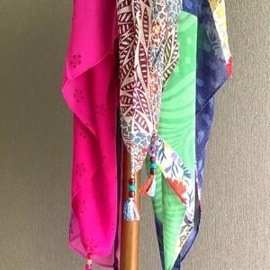 タッセルサリースカーフ