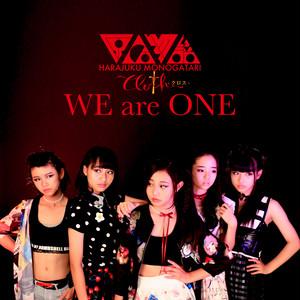 CD Single 「WE are ONE」原宿物語