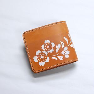 型染め財布