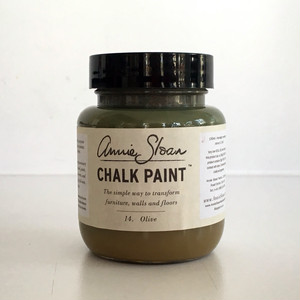 anniesloanチョークペイント ◆オリーブ Olive[14] 【100ml】