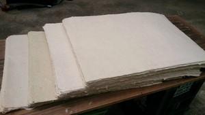 白石和紙 ひかす紙 未晒小打ちG 1枚