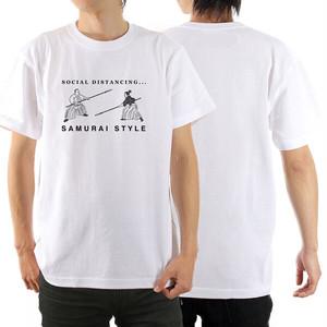 SAMURAI STYLE Tシャツ 槍 Spear