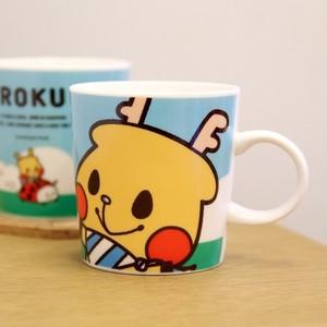 【ロク】マグカップ「お散歩編」