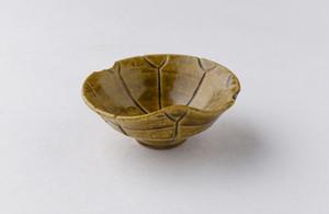 杉原伸一 枯蓮葉 小鉢