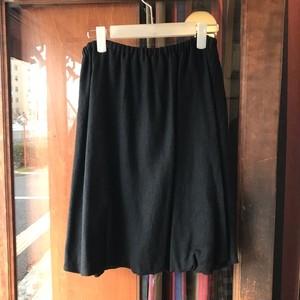 si-si-si comfortの起毛リネン バルーンスカート