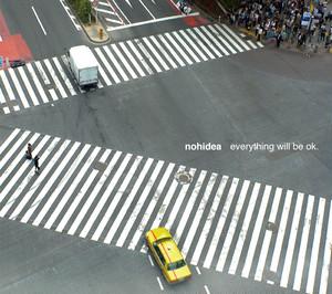 nohidea「everything will be ok.」完全限定プレス盤