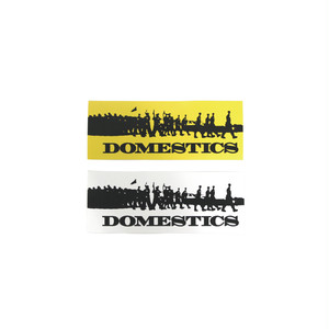 DOMESTICS SMALL SOLDIERS STICKER