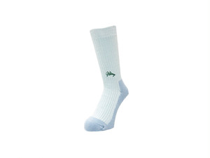 WHIMSY - 42/1 EMJAY SOCKS (Ice Blue)