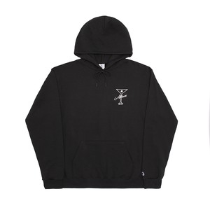 ALLTIMERS / LEAGUE PLAYER CHAMPION HOODY -BLACK-