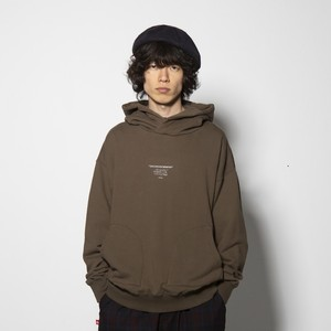 VIRGO LOOSE & BIG COLLAR PARKA / ヴァルゴ パーカー / KHAKI / VG-SWT-109