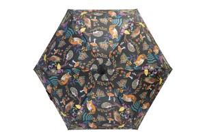ナタリーレテ(Nathalie Lete)折りたたみ傘 フォレスト 森