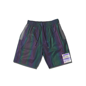 REFLECTOR HALF PANTS / BLACK