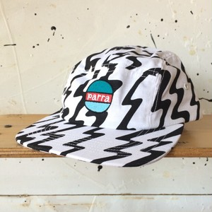 [ by Parra ] static 5 panel volley hat
