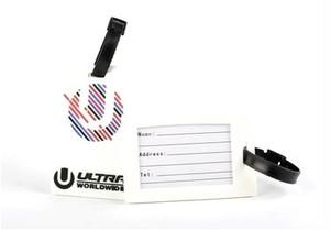 ULTRA ラゲッジネームタグ TYPE-2(ホワイト)
