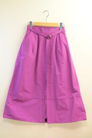 Aラインスカート(K191-65001)