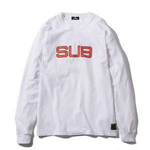 subciety Nuts L/S / サブサエティ 長袖Tシャツ / 107-44325