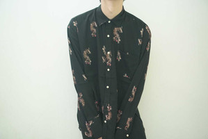 Tiger shirt(Black)