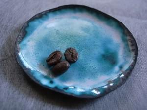 004 cyanotype plate  fullmoon