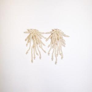 [送料無料]pearl gorgeous piercing