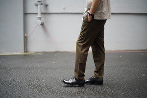 CURLY / BRIGHT EZ TROUSERS