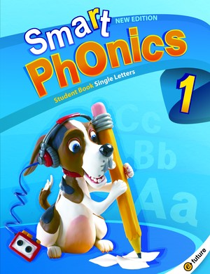 Smart Phonics 1 Student Book (with CD) 9788956354507-2