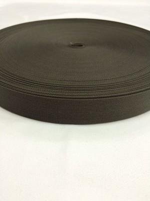 ナイロンテープ 高密度織 25mm幅 1mm厚 カラー(黒以外) 5m単位