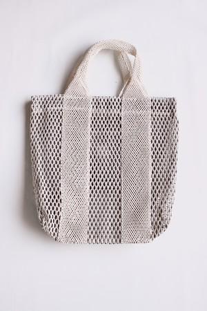 【AL】big hand bag-mesh